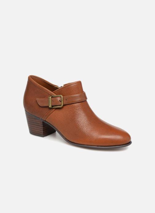 Bottines et boots Clarks Maypearl Milla Marron vue détail/paire