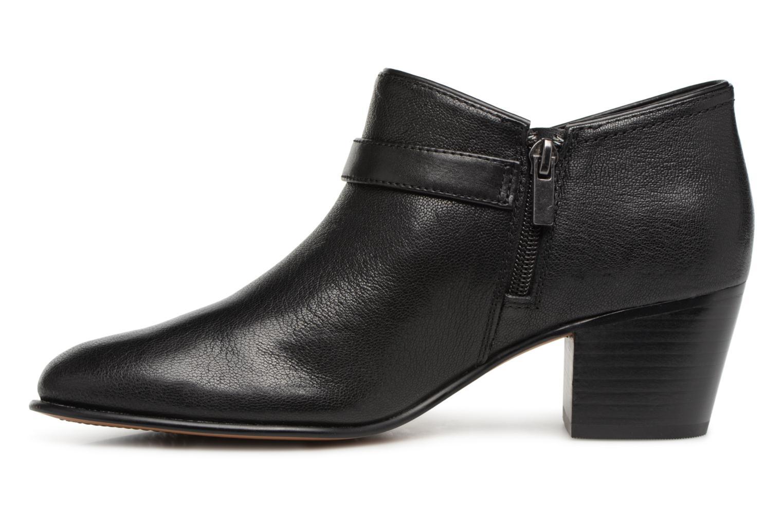 Bottines et boots Clarks Maypearl Milla Noir vue face