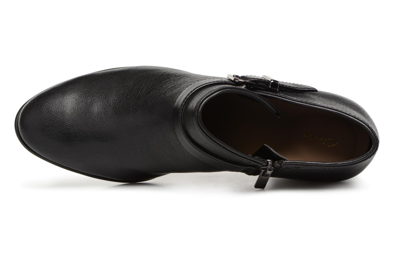 Bottines et boots Clarks Maypearl Milla Noir vue gauche