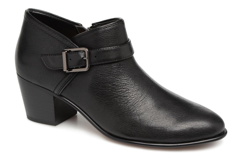 Bottines et boots Clarks Maypearl Milla Noir vue détail/paire