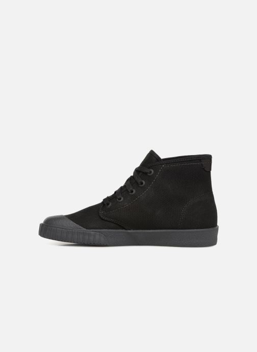 Sneakers Clarks Cyrus Rise Nero immagine frontale