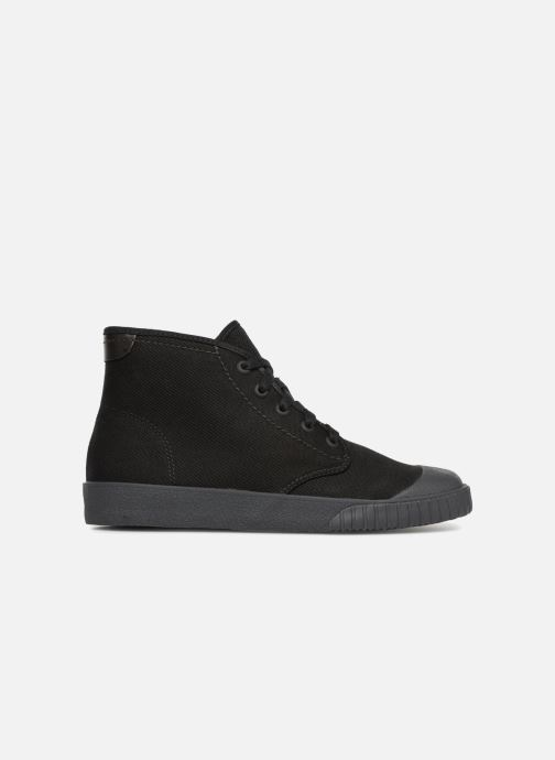Sneakers Clarks Cyrus Rise Zwart achterkant