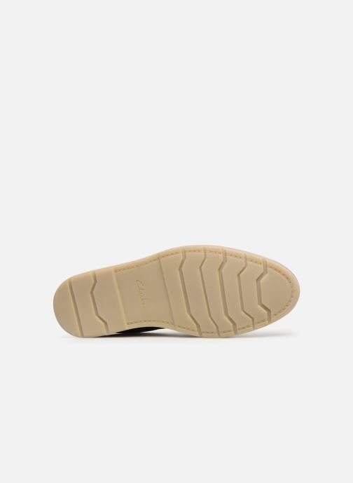 Zapatos con cordones Clarks Grandin Plain Azul vista de arriba