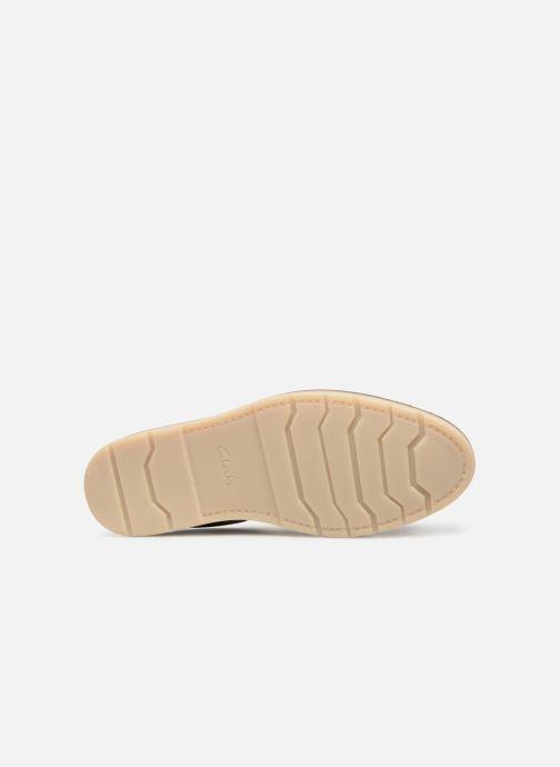 Chaussures à lacets Clarks Grandin Plain Marron vue haut