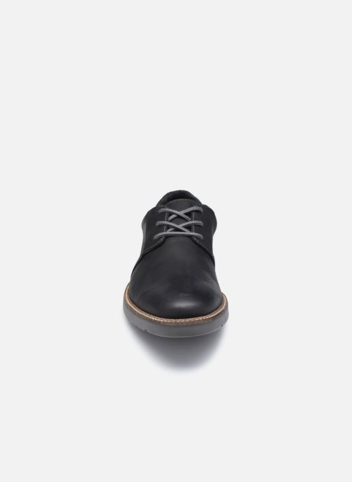 Zapatos con cordones Clarks Grandin Plain Negro vista del modelo
