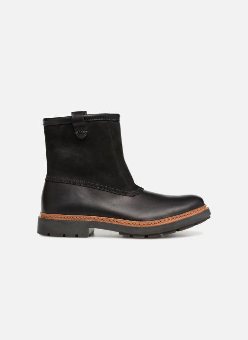 Bottines et boots Clarks Trace Top Noir vue derrière
