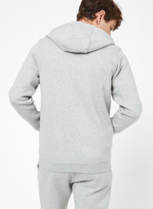 Tøj Nike M Nike Sportwear Club Hoodie Full Zip Grå se skoene på