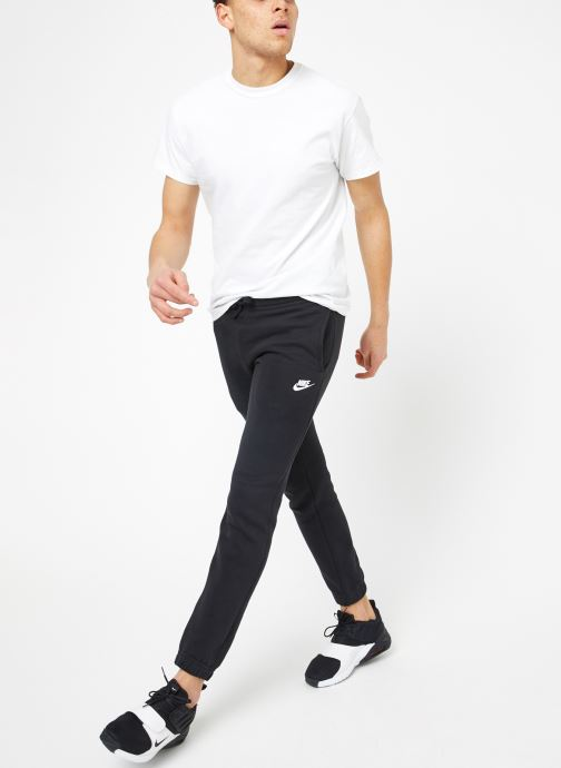 Vêtements Nike M Nike Sportwear Club Pant Cf Noir vue bas / vue portée sac