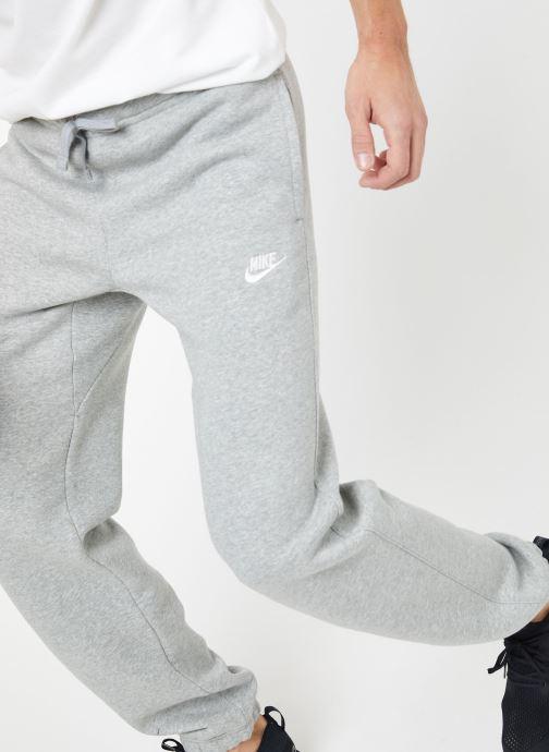 Vêtements Nike M Nike Sportwear Club Pant Cf Gris vue détail/paire