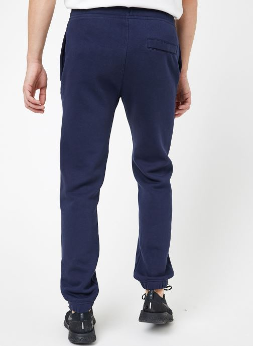 Ropa Nike M Nike Sportwear Club Pant Cf Azul vista del modelo