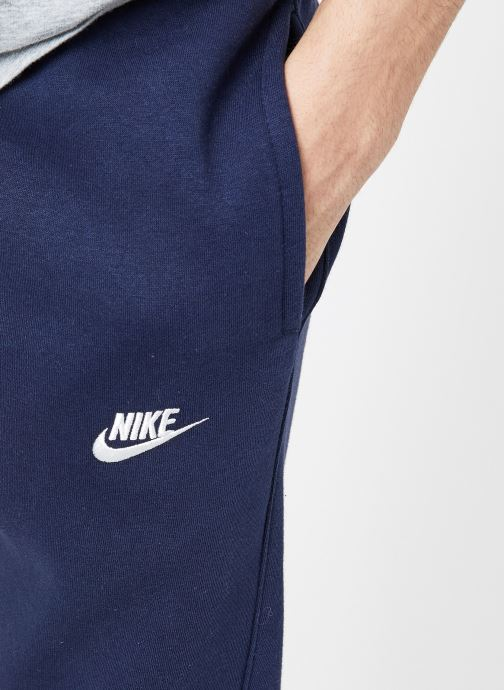 Vêtements Nike M Nike Sportwear Club Joggers Bleu vue face