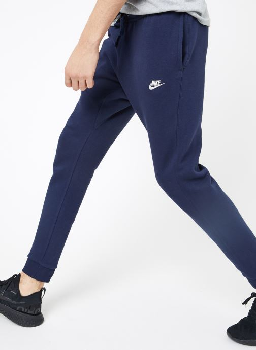 Vêtements Nike M Nike Sportwear Club Joggers Bleu vue détail/paire