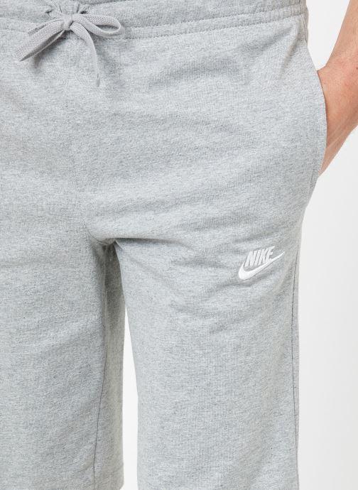 Kleding Nike M Nike Sportwear Club Short Jersey Grijs voorkant
