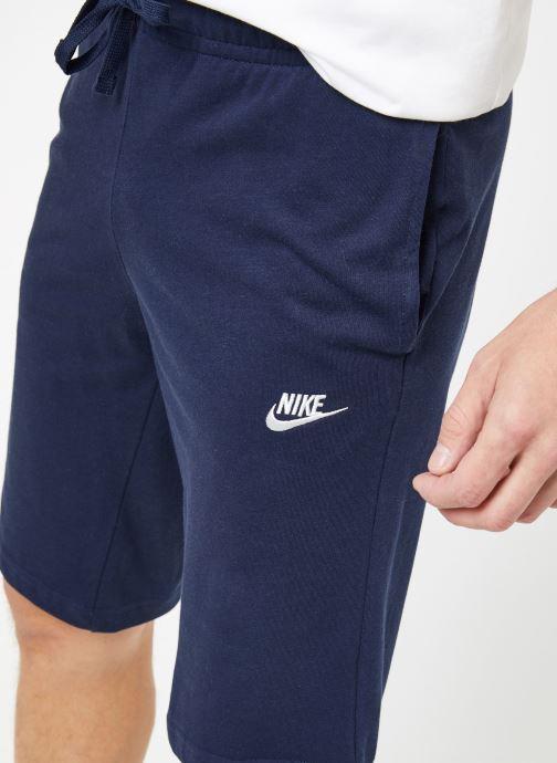 Ropa Nike M Nike Sportwear Club Short Jersey Azul vista de frente
