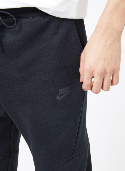 Vêtements Nike M Nike Sportwear Tech Fleece Jogger Noir vue face