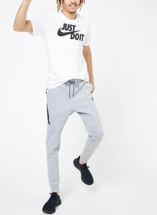 Vêtements Nike M Nike Sportwear Tech Fleece Jogger Gris vue bas / vue portée sac