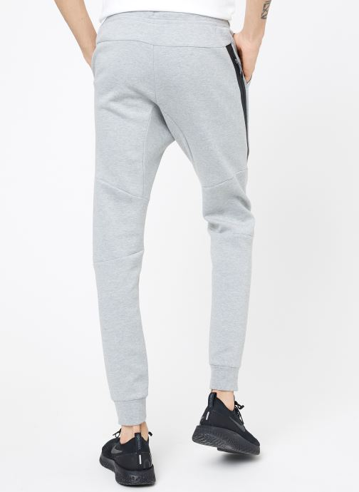Kleding Nike M Nike Sportwear Tech Fleece Jogger Grijs model