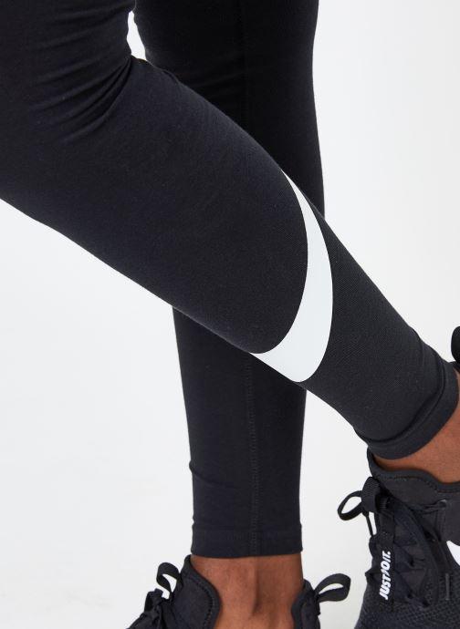 Kleding Nike W Nike Sportwear Leggings Club Logo2 Zwart voorkant