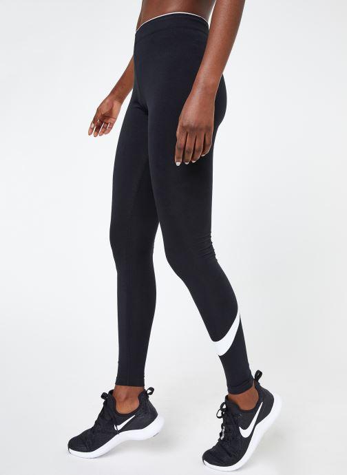 Kleding Nike W Nike Sportwear Leggings Club Logo2 Zwart detail