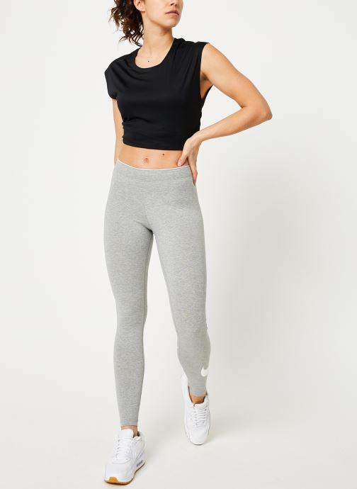 Vêtements Nike W Nike Sportwear Leggings Club Logo2 Gris vue bas / vue portée sac