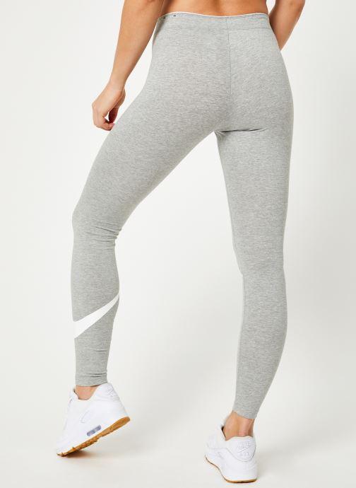 Kleding Nike W Nike Sportwear Leggings Club Logo2 Grijs model