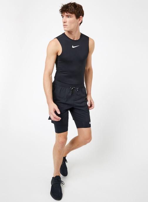Kleding Nike M  Nike Pro Short Long Zwart onder