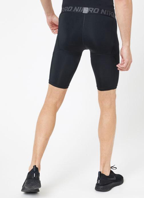 Kleding Nike M  Nike Pro Short Long Zwart model