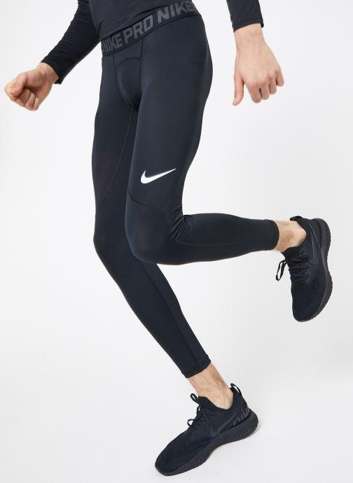 Tøj Nike M  Nike Pro Training Tights Sort detaljeret billede af skoene
