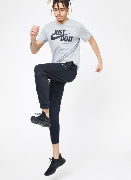 Tøj Nike M Nike Dry Pant Taper Fleece Sort se forneden