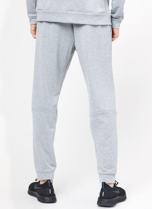 Kleding Nike M Nike Dry Pant Taper Fleece Grijs model