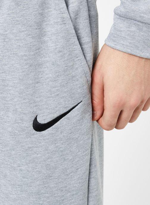 Kleding Nike M Nike Dry Pant Taper Fleece Grijs voorkant