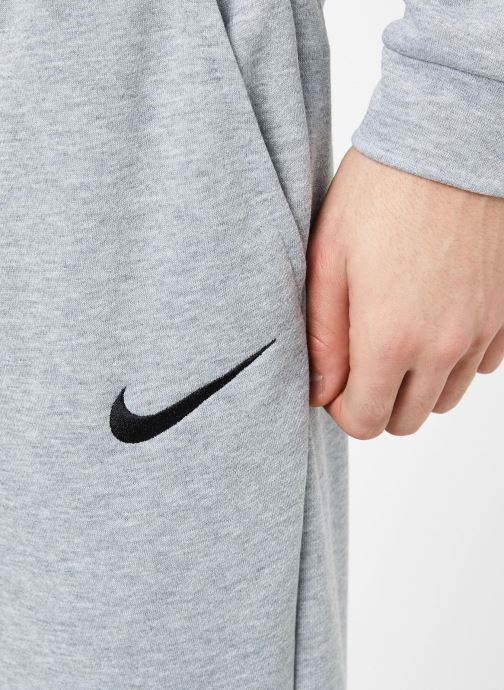 Kläder Nike M Nike Dry Pant Taper Fleece Grå bild från framsidan