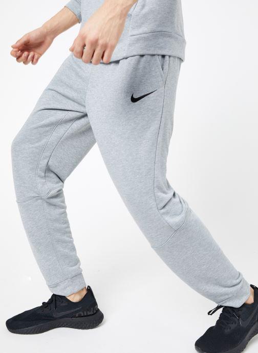 Tøj Nike M Nike Dry Pant Taper Fleece Grå detaljeret billede af skoene