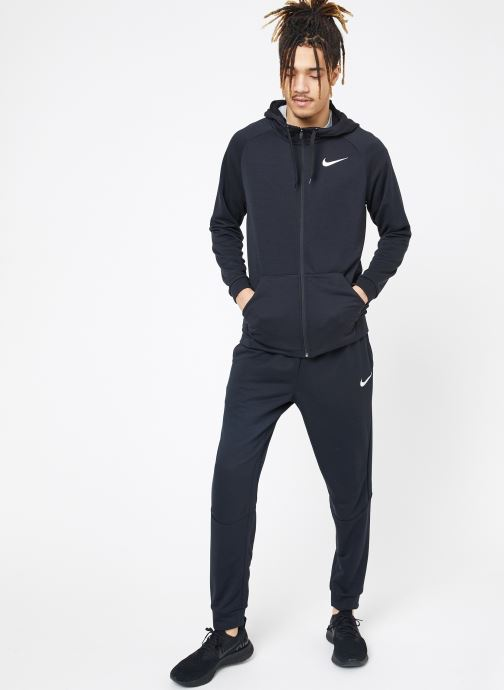 Vêtements Nike M Nike Dry Hoodie Full Zip Fleece Noir vue bas / vue portée sac
