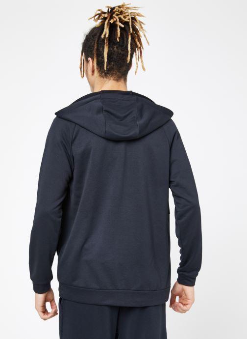 Vêtements Nike M Nike Dry Hoodie Full Zip Fleece Noir vue portées chaussures