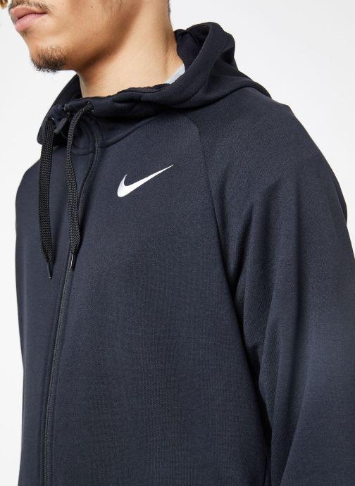 Vêtements Nike M Nike Dry Hoodie Full Zip Fleece Noir vue face