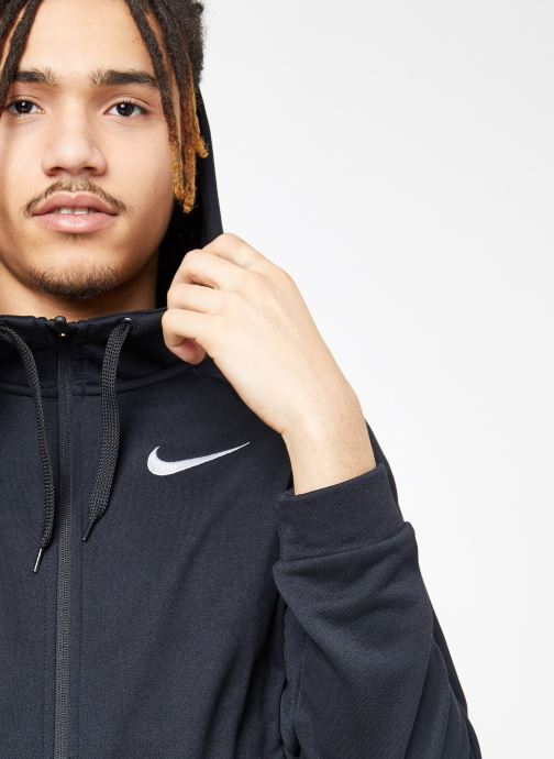 Vêtements Nike M Nike Dry Hoodie Full Zip Fleece Noir vue détail/paire