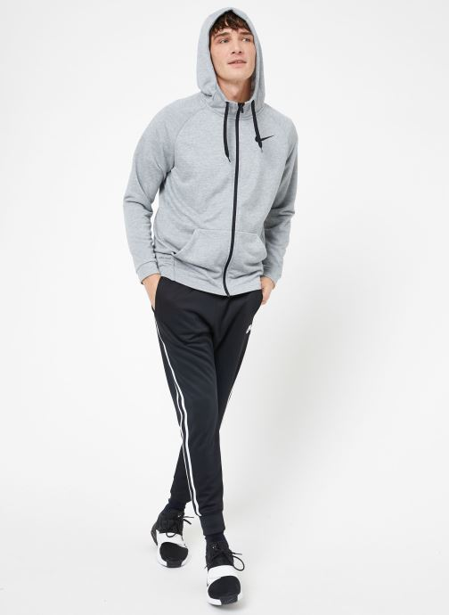 Ropa Nike M Nike Dry Hoodie Full Zip Fleece Gris vista de abajo