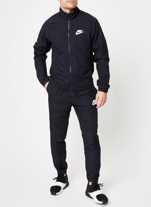 Ropa Nike M Nike Sportwear Ce Trk Suit Wvn Basic Negro vista de abajo