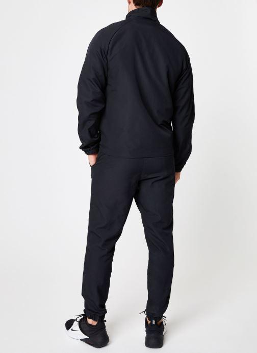 Ropa Nike M Nike Sportwear Ce Trk Suit Wvn Basic Negro vista del modelo