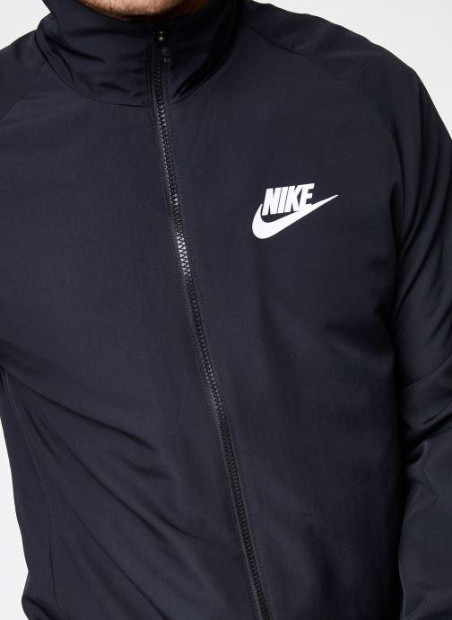 Kleding Nike M Nike Sportwear Ce Trk Suit Wvn Basic Zwart voorkant