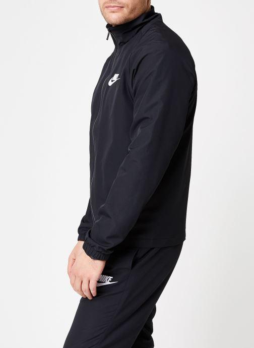 Ropa Nike M Nike Sportwear Ce Trk Suit Wvn Basic Negro vista lateral derecha
