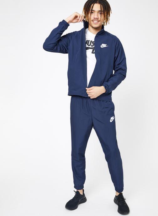 Kläder Nike M Nike Sportwear Ce Trk Suit Wvn Basic Svart bild från under
