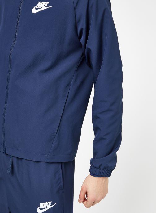 Kläder Nike M Nike Sportwear Ce Trk Suit Wvn Basic Svart bild från framsidan