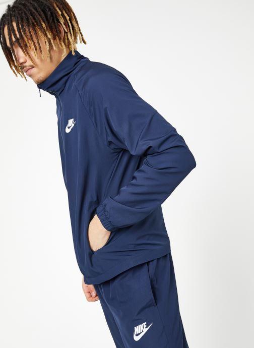 Kläder Nike M Nike Sportwear Ce Trk Suit Wvn Basic Svart detaljerad bild på paret