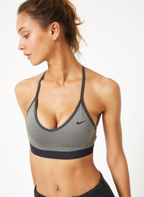 Kleding Nike Nike Indy Bra Grijs detail