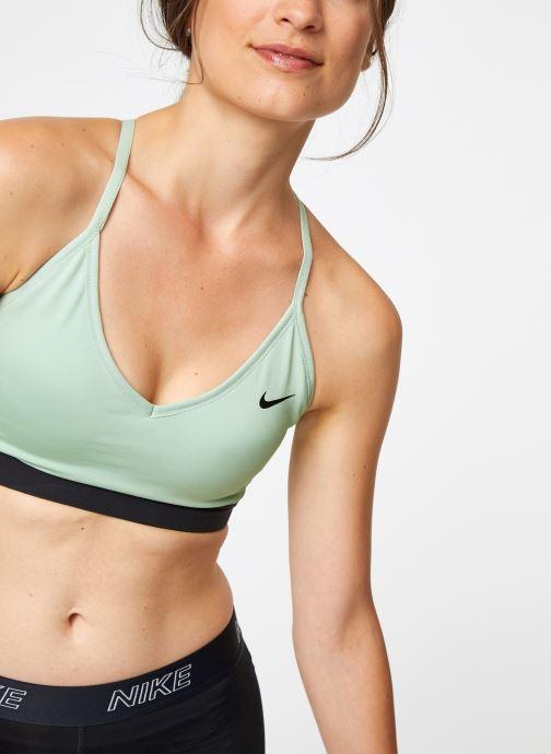 Vêtements Nike Nike Indy Bra Vert vue détail/paire