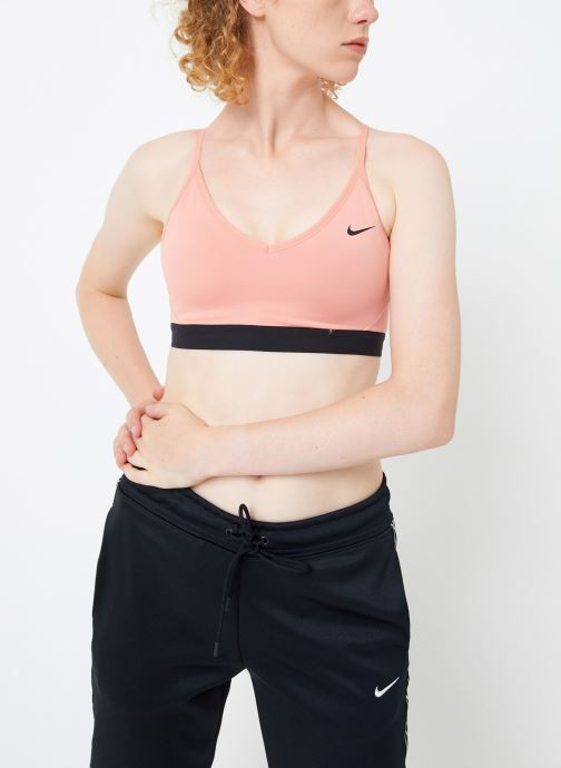 Vêtements Nike Nike Indy Bra Rose vue détail/paire