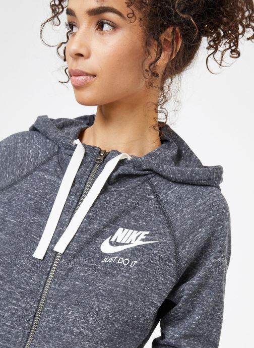 Full ZipgrisVêtements W Sportwear Nike Gym Vintage Hoodie Chez Sarenza360061 drsCtxBhQ