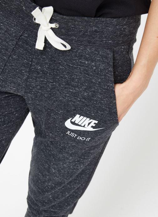 Vêtements Nike W Nike Sportwear Gym Vintage Pant Gris vue face